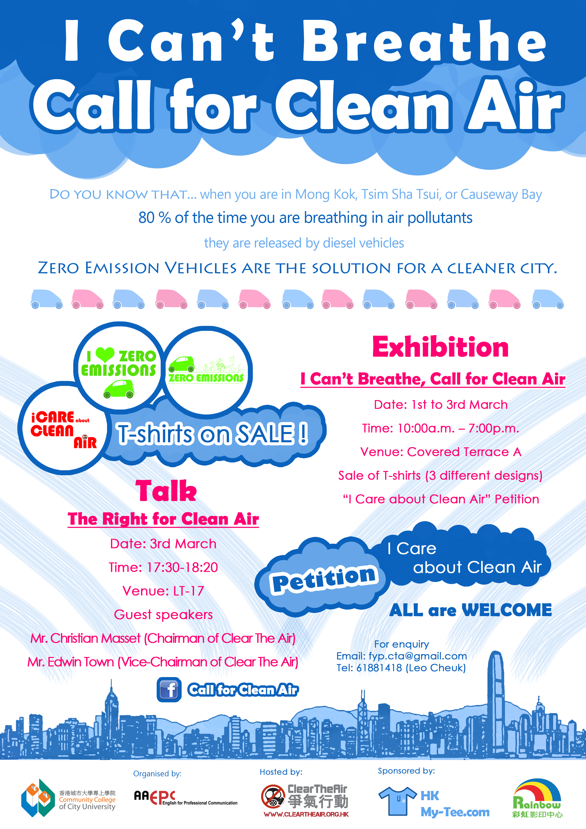 Air Pollution Posters With SloganNoise Pollution Posters With Slogan